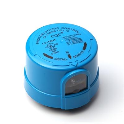 LC-10DT 光控器 扭锁电子式路灯光控开关 全球先驱的中国制造商生产供应
