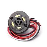LC-10R/5 7P 光控器 UL认证 路灯光控开关配套底座 全球先驱的中国制造商生产
