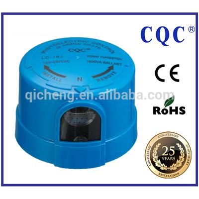 LC-10J 光控器 扭锁型电磁式路灯光控开关 全球先驱的中国制造商生产