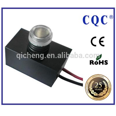 LC-105D 光控器 UL认证 接线型 电子式 微型 路灯光控开关 全球先驱生产商