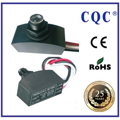 LC-106D 光控器 UL认证 接线型 电子式 微型 路灯光控开关 全球先驱生产商