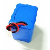 中山国际路灯城锂电池厂家三德锂电池18650锂电池组7.4V12000mAh