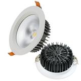 批发 零售 爆款 4寸COB压铸筒灯外壳套件 10-18W 130-135mm开孔 2-3年质保