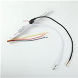 LED轨道取电导轨 展架两线三线轨道条 超市专用低压滑轨