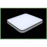 现代简约LED方形吸顶灯卧室灯-R
