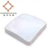 厂家批发白色250MM方形灯罩 亚克力LED吸顶灯灯罩 350MM订制