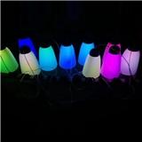 LED森林呼吸灯人体感应呼吸灯镜花宫灯呼吸森林灯模仿鸟叫音乐灯