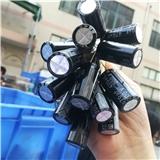 电解电容 47uf400v 电源 LED充电器电容 弯脚处理佳维诚铝电解 可定型 大尺寸