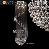 2019 hot sale chandelier pendant for hotel project