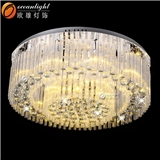 2019 hot sale crystal chandelier lamp for hotel