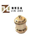 爱迪生复古E27灯头复古金属灯头金古铜铝灯头吊灯配件/外贸货源