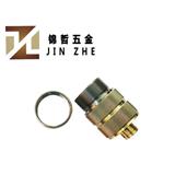 爱迪生复古带钉平底E27铝灯头/大量现货厂家批发