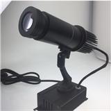 广州盈厚户外投影灯 室内LOGO投影灯 图案广告灯 旋转投影灯 DMX512多图案投影灯