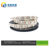 LED幻彩灯带 5050内置IC RGBW 60灯60段 6812 6811b点控幻彩 酒店灯带