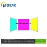 厂家直销ledRGB面板灯300300 超薄平板灯 KTV餐厅酒店装饰灯