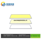 批发LED300600 20W双色温超薄面板灯可调光调色温平板灯