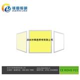 LED超薄双色温面板灯 300300面板灯 调光调色led灯超长质保