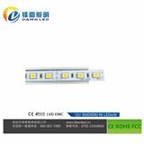 厂家直销 外墙亮化灯条 LED5050 60NP 抵压LED硬灯条使用寿命长
