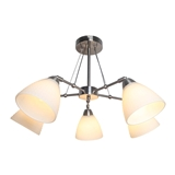 现代简约LED房间吸顶灯灯具客厅灯铁艺卧室温馨餐厅灯具