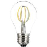 A60灯丝灯/AC230/透明色/E27免焊白色塑件/2700K/7.5W/806lm/石墨烯弯曲