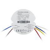 HLC909 3路 0-10V 输出调光控制器