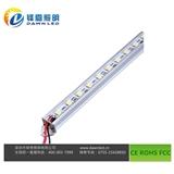 厂家制造 led硬灯条 无影对接硬灯条 超市展示柜台硬灯条带磁铁 欢迎来电咨询13197290865
