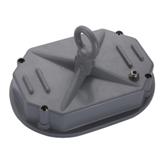 厂家热销 工矿灯电源盒 高品质压铸铝 椭圆形压铸工矿灯电源盒