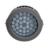 LED防水投光灯圆形建筑工程LED投射灯36W