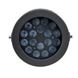 10-36W高性价比投光灯外壳工程亮化投光灯外壳景区桥梁亮化投光灯 圆形 压铸铝合金外壳