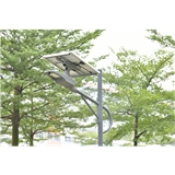 鑫硕联创太阳能灯庭院灯户外壁灯新农村感应式路灯一体化路灯 太阳能飞翔灯 30W 不含灯杆