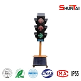 ST-YD005移动式太阳能信号灯