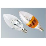 LED蜡烛灯 3W E27/E14