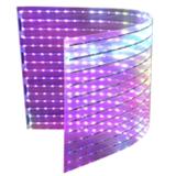 LED贴膜透明屏