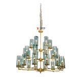工程灯水晶吊灯可定制酒店大堂工程灯维多利亚风