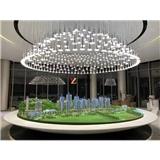 工程灯水晶灯现代简约风设计师定制