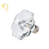 紫荆花水晶LED筒灯5W天花玄关阳台走廊灯过道室内照明灯具