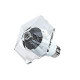 水晶壁灯暗装过道玄关过道室内走廊灯5W创意led天花灯筒灯