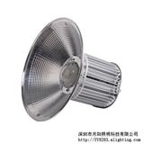 月阳厂家直销 150W热管工矿灯方形外壳套件