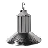 月阳照明厂家直销 100W热管工矿灯外壳套件