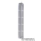 月阳照明厂家直销 双拼500W线型十模组工矿灯外壳套件