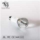 现代时尚个性LED高尔夫球水晶灯泡 创意水晶光源 水晶灯led灯泡