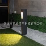 户外LED草坪灯/LED方形斜孔草坪灯/花园别苏高档社区草地照明灯具