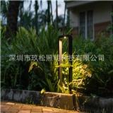 跨境专供 户外led草坪灯 7w10W园林景观照明 别墅庭院草地灯 30CM