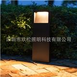 厂家直销LED草坪灯 室外斜面发光面草坪灯 园林别墅花园LED草地灯