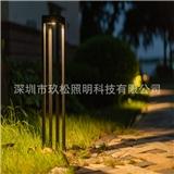 厂家批发跨境专供 户外 LED方柱简约草坪灯园林景观灯花园别墅灯
