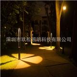 LED庭院灯 200-400cm高LED小区景观道路灯 全铝防水庭院照明灯具