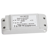 24W恒流天花灯高效驱动电源质保3年8-10串600mA可认证可单独裸板