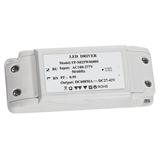 广东20-24W面板灯9-122W外置驱动电源高PF宽电压输入 多库存