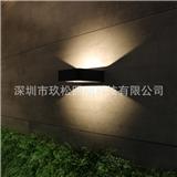 厂家批发LED户外壁灯 7w10wled壁灯 别墅外墙露台阳台防水壁灯