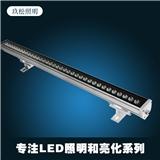 LED洗墙灯 24W36W高档压铸铝洗墙灯 户外楼体桥梁公园led洗墙灯